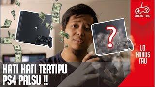 Hati Hati PS4 Palsu ! versinya si ANAKTUA