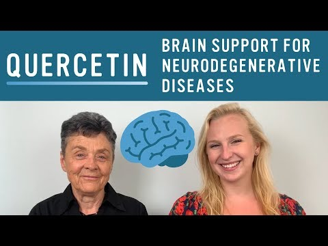 5 Ways Quercetin Can Help With BETTER BRAIN FUNCTION!