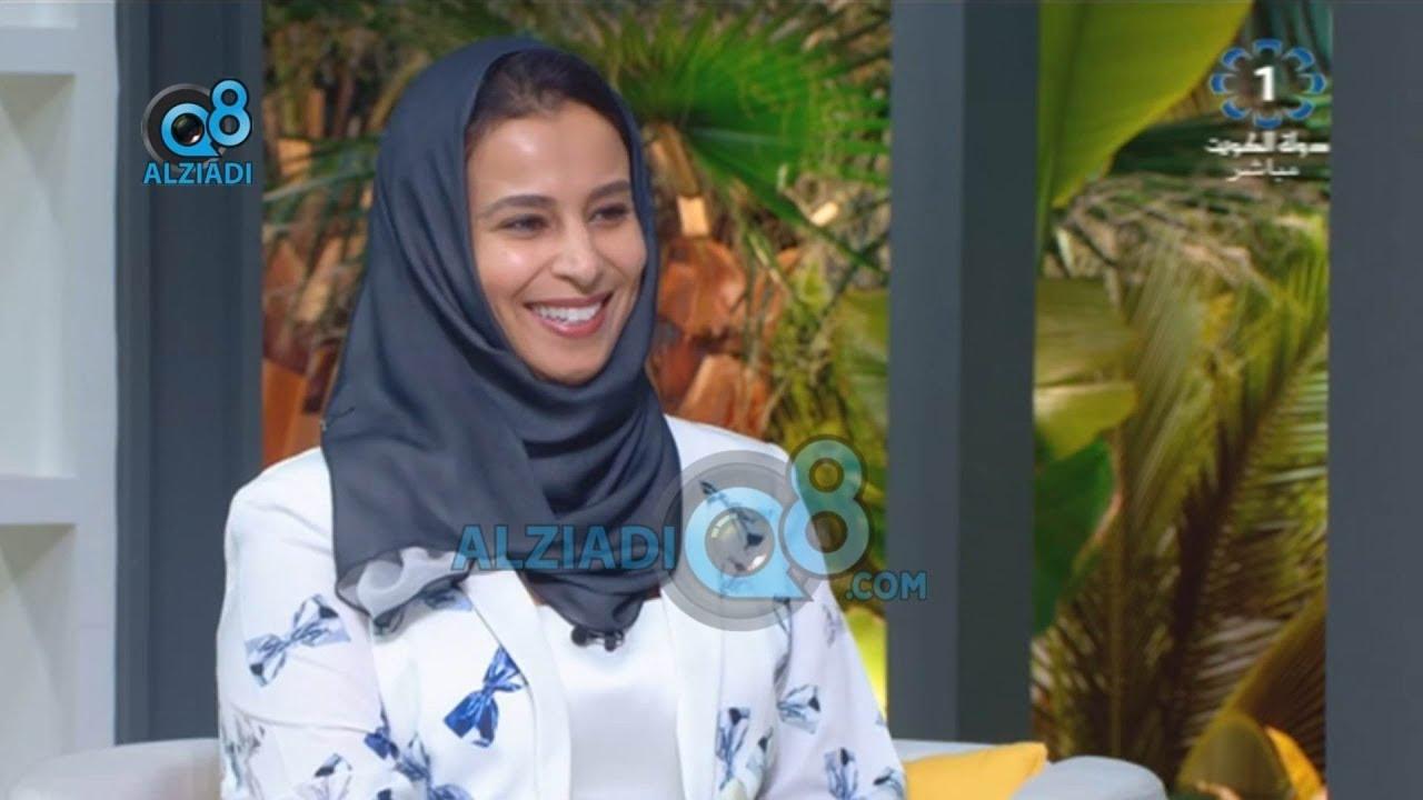 b46eae3b0 موضي النشمي بعد حصولها على جائزة التفوق العلمي بالأبحاث الطبية على مستوى  الخليج