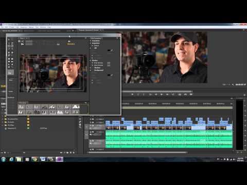 Multi-Camera DSLR Video Editing Tutorial From Start To Finish In Premiere Pro CS6 - Part 2 For Staff