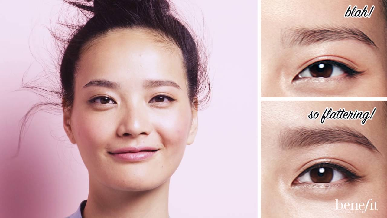 Image result for benefit cosmetics eyebrow
