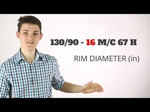 Watch!! Know more about Tire Sizes
