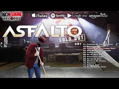 Asfalto - Sold Out - CD1 (Disco Completo Oficial)
