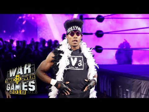 Velveteen Dream makes a Hollywood entrance: NXT Takeover: WarGames II (WWE Network Exclusive)