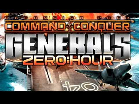 Generals перезарядка саундтреки