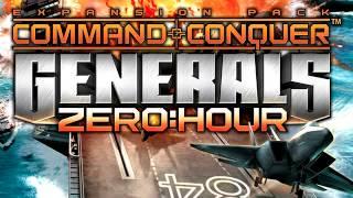 C&C Generals + Zero Hour Soundtrack