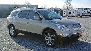 2008 Buick Enclave CXL All Wheel Drive For Sale Dayton Troy Piqua Sidney Ohio | CP14292T