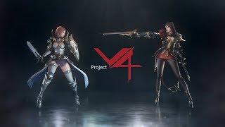 """Project V4: """"Siêu phẩm"""" game mobile của NAT Games lộ diện"""