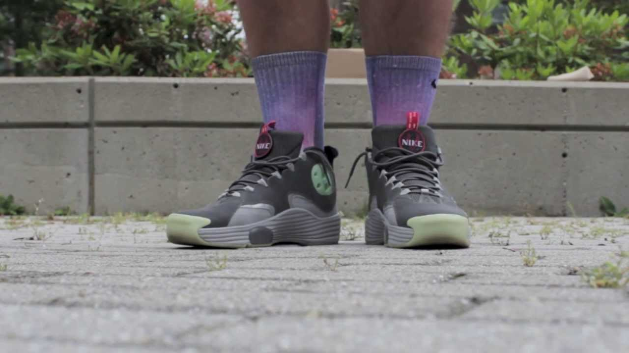 official photos 52b8c 0bcd3 Nike Flight One Galaxy On Feet Review ASG