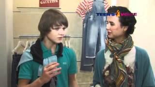 Teen's Voice. Галерея Якиманка. Выпуск с Мирославой Карпович