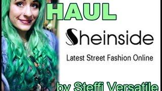 Sheinside Haul! by Steffi Versatile
