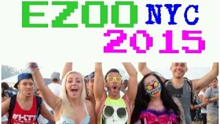 ELECTRIC ZOO NY 2015 | My First Rave | Random Rob Vlog