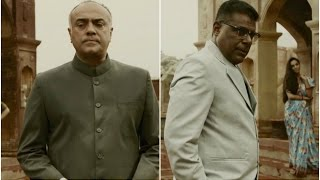 Begum Jaan | Rajit Kapoor As Ilias And Ashish Vidyarthi As Hariprasad Srivastav