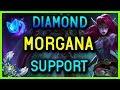 SUPPORT MORGANA DIAMOND SEASON 8 - League of Legends