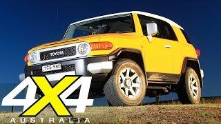 Toyota FJ Cruiser | Road test | 4X4 Australia