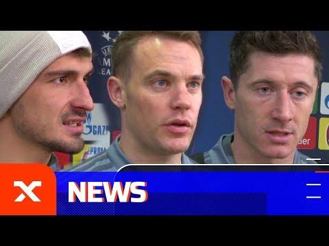 Mats Hummels und Co.: Das sagen die Spieler zur Liverpool-Niederlage | FC Bayern München | SPOX
