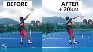 【網球 發球】增加發球時速20公里,並能夠改變你發球的訓練方式 Pronation |網球 發球 教學