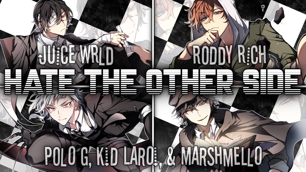 Nightcore SV - Hate The Other Side (Juice WRLD ft. Marshmello, Polo G & Kid Laroi) [Lyrics]