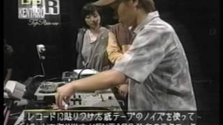 dj KENTARO DJテクニック講座