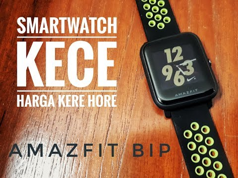 Amazfit Pace BIP Chinese Ver. Mini Review..Low Price, Same Quality