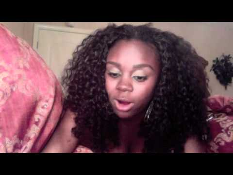 Kinky Curly Hair/Sew In - YouTube