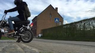 Dax pro skyteam 50cc drive-by