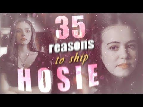 35 Reasons to ship HOSIE