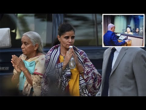 This is how Pak media harassed Kulbhushan Jadhav's mother and wife