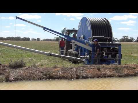 Turbo Reel Irrigation & Pumping - IG1 Combo
