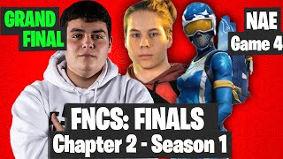 Fortnite FNCS FINAL NA East Grand Final Game 4 Highlights