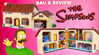 LEGO Fake SIMPSONS HAUS Lepin Set 16005 - BAU & REVIEW