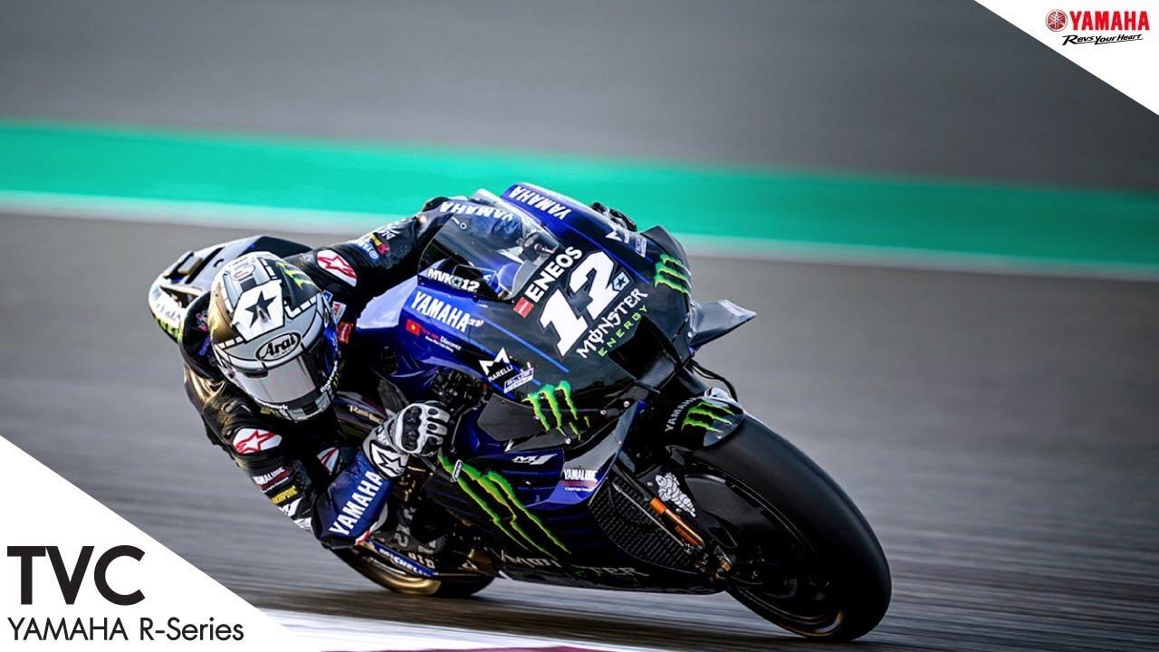 ร่วมเชียร์รอสซี่ และ บีญาเลส ศึก MotoGP 2020 กัน [Yamaha R-Series_TVC 15 Sec]