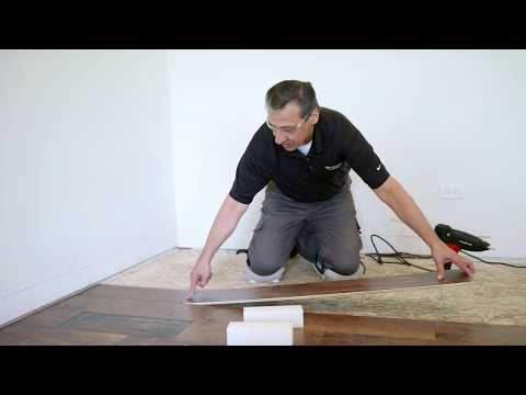 How to Install Wide Plank Engineered Hardwood Flooring