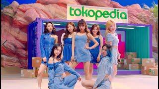 Download Tokopedia x OH MY GIRL : Nonstop #TokopediaWIB TV SHOW
