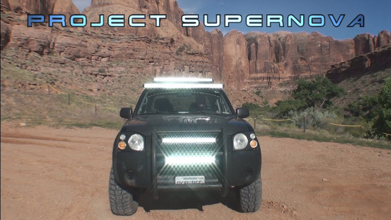 Project supernova led light bar upgrade superbrightleds project supernova led light bar upgrade superbrightleds aloadofball Choice Image