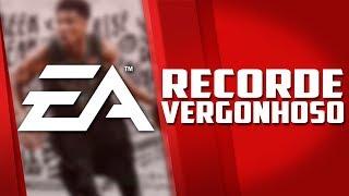 EA entra para o Livro dos Recordes pelo pior motivo possível
