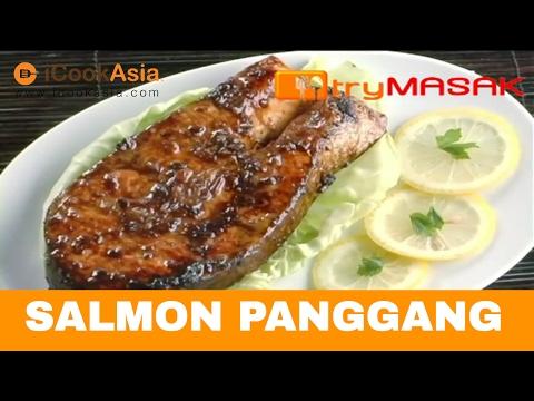 Salmon Panggang | Try Masak | iCookAsia