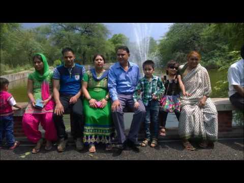 My family delhi zoo visit-very very memorable day
