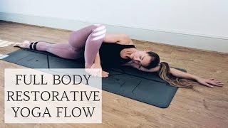 Video YOGANUARY #1   35-minute all levels yoga flow   CAT MEFFAN download MP3, 3GP, MP4, WEBM, AVI, FLV Maret 2018