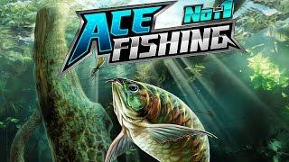 Ace Fishing Game trò chơi câu cá giống thật - cu lỳ chơi game funny gameplay