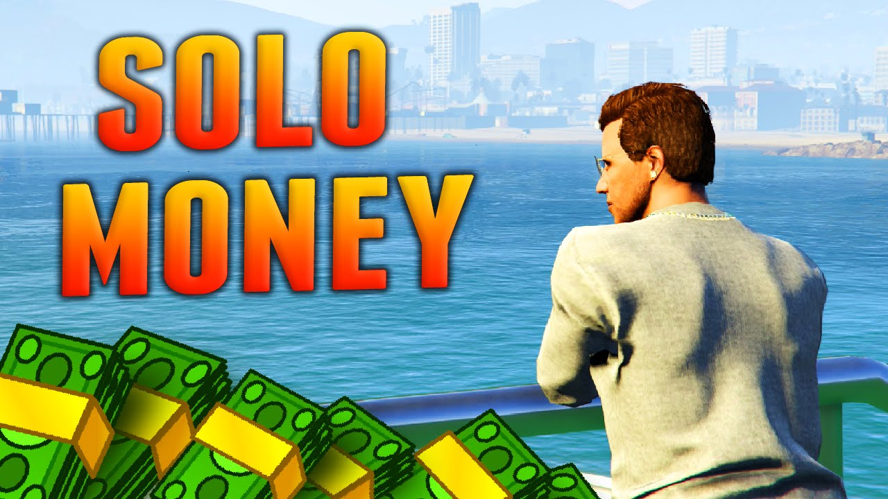 gta online best way to make money solo the best solo ways to make money in gta online gta 5 8524