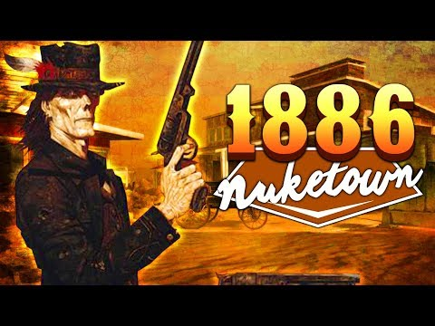 Nuketown 1886 (Greatest Hits - WaW Zombies)