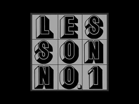 Glenn Branca - Lesson No.1 for Electric Guitar