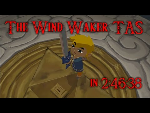 The Wind Waker Tool-Assisted Speedrun in 2:46:38 (RTA timing)