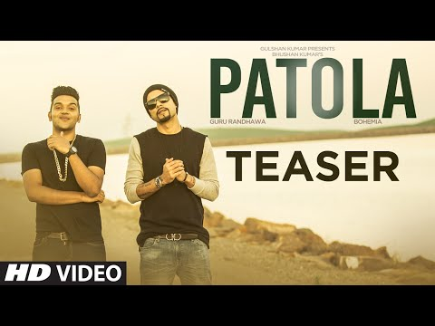 Patola (Song Teaser) Guru Randhawa | Bohemia (Releasing 3 April)