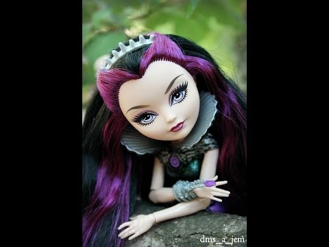 Recensione Raven Queen - Ever After High - YouTube