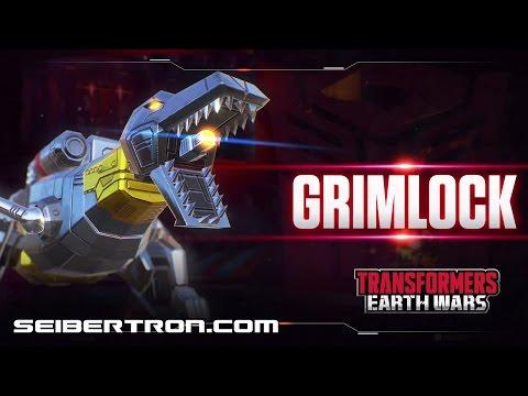 Grimlock Walkthrough Transformers Earth Wars demo