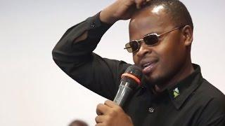 Jamaa kaigilizia sauti ya Jakaya Kikwete mpaka Watu wakacheka