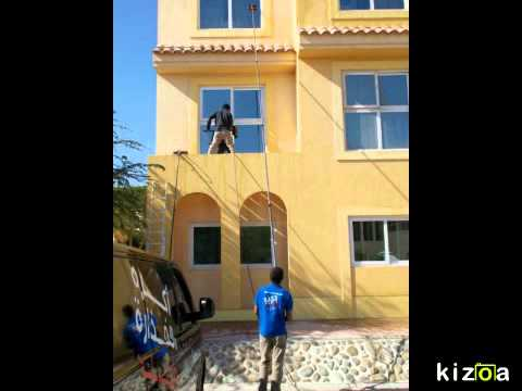 Dubai Window Cleaning Company - www.thecleanteam.ae