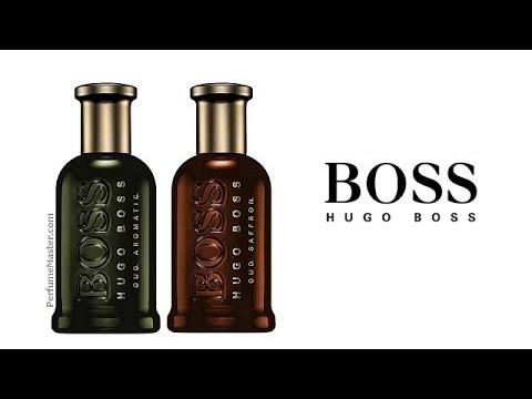 hugo boss oud aromatic